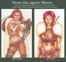 Draw this again by LeilaAscariz