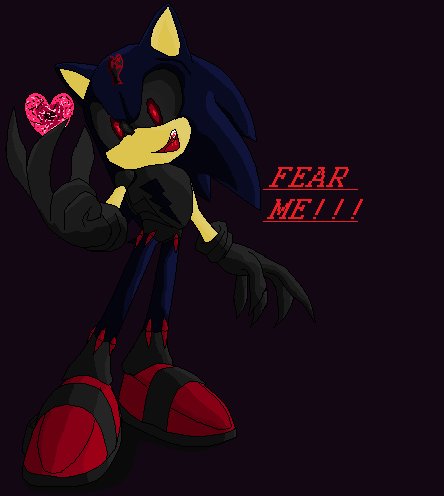 Heartless Sonic Characters Heartless Sonic by Fel...