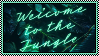 Welcome to the Jungle Stamp by AdoptMaker99