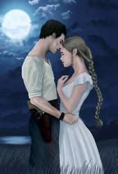Beneath the Huntress Moon by mkbalas