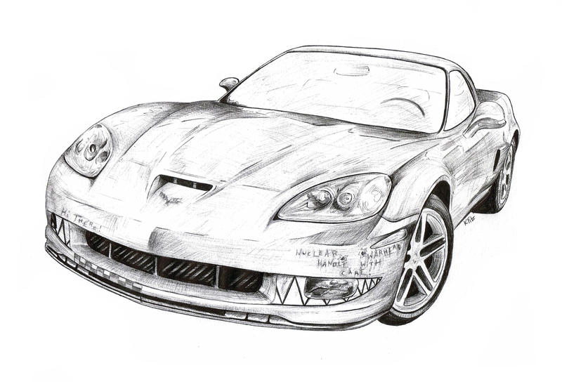 Search results for corvette  TheBlueprintscom