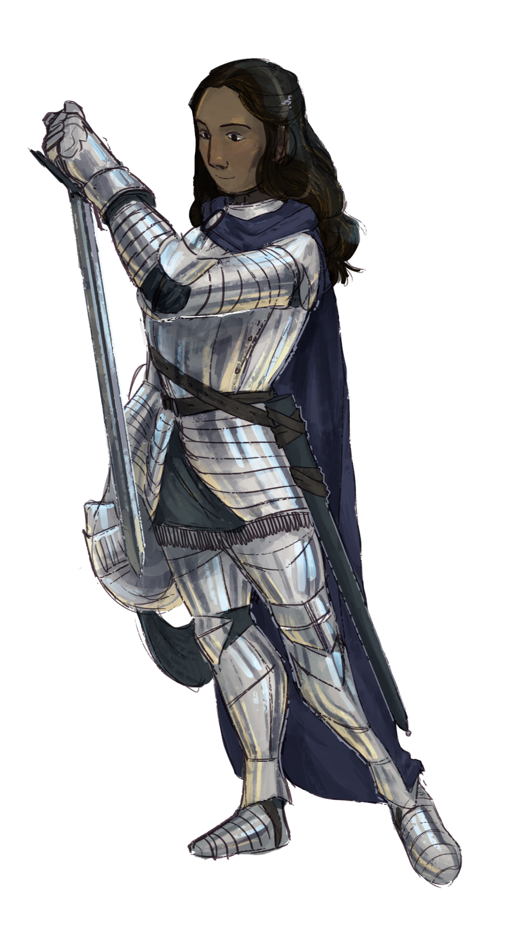 Knight In Shining Armor By Thewisestdino On Deviantart