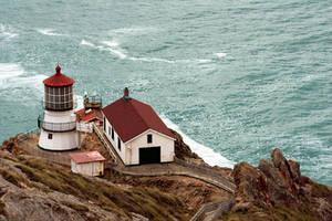 Point Reyes Light House by RyanVoss