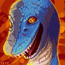 CyborgDinosaur by Skiffles