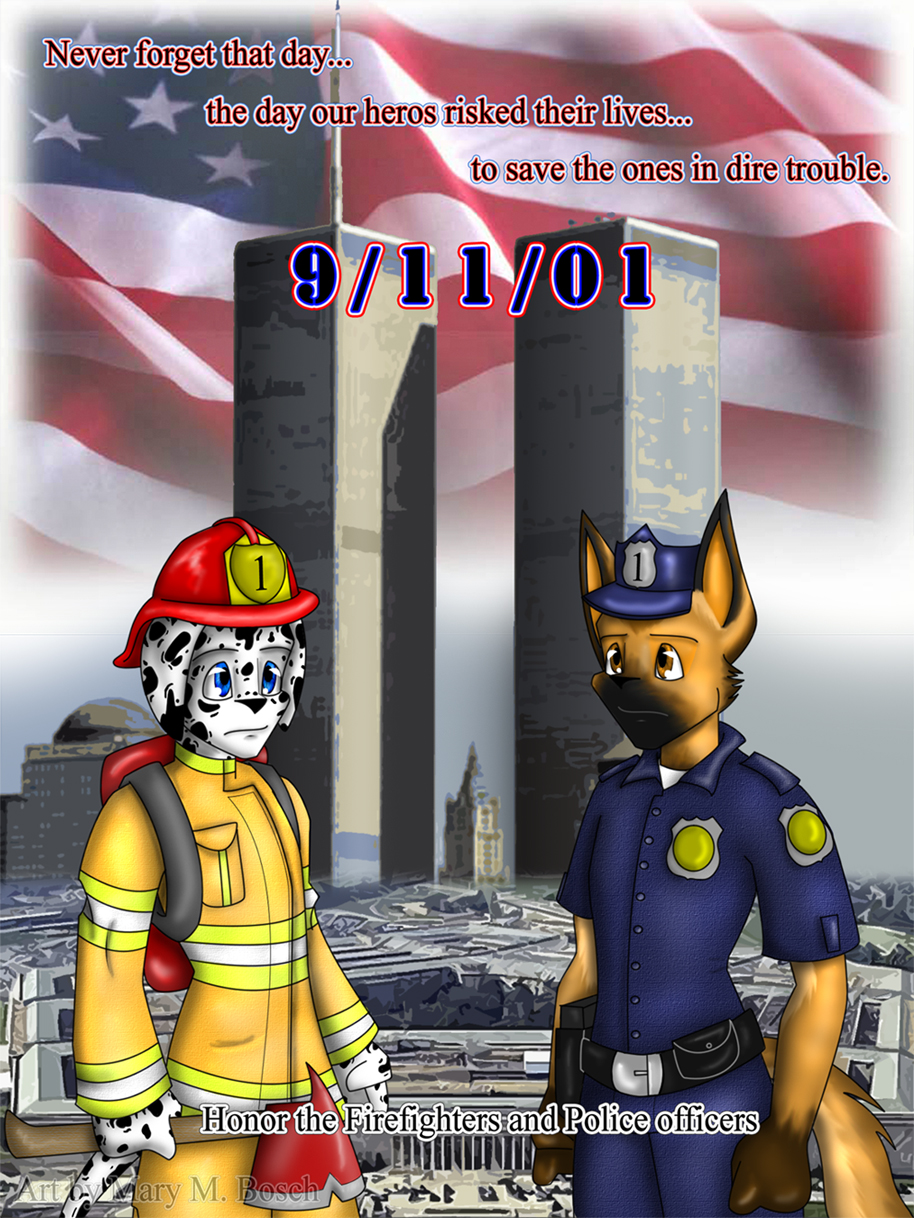 9-11-01 to 9-11-09....l by MidNight-Vixen