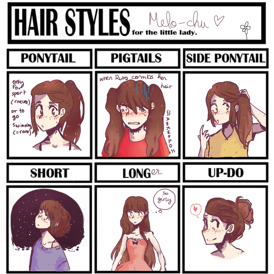 hairstyle_meme__melody__by_teadi d7s2z56 hairstyle meme (melody) by superadele on deviantart