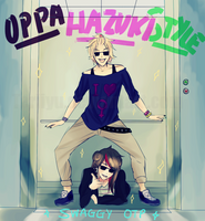 .:F-H:. COMEDY DUO COUPLE by T3RII