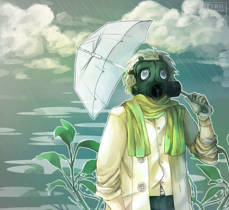 Rain by T3RII