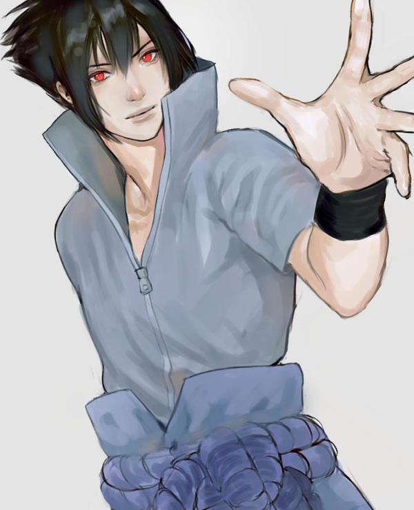 Sasuke by T3RII