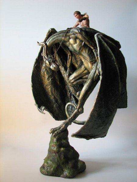 dragons by drakoniimirok