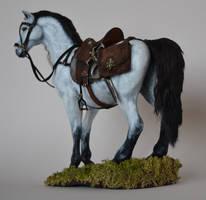 Horse by drakoniimirok