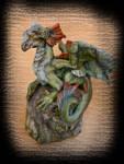water dragon by drakoniimirok