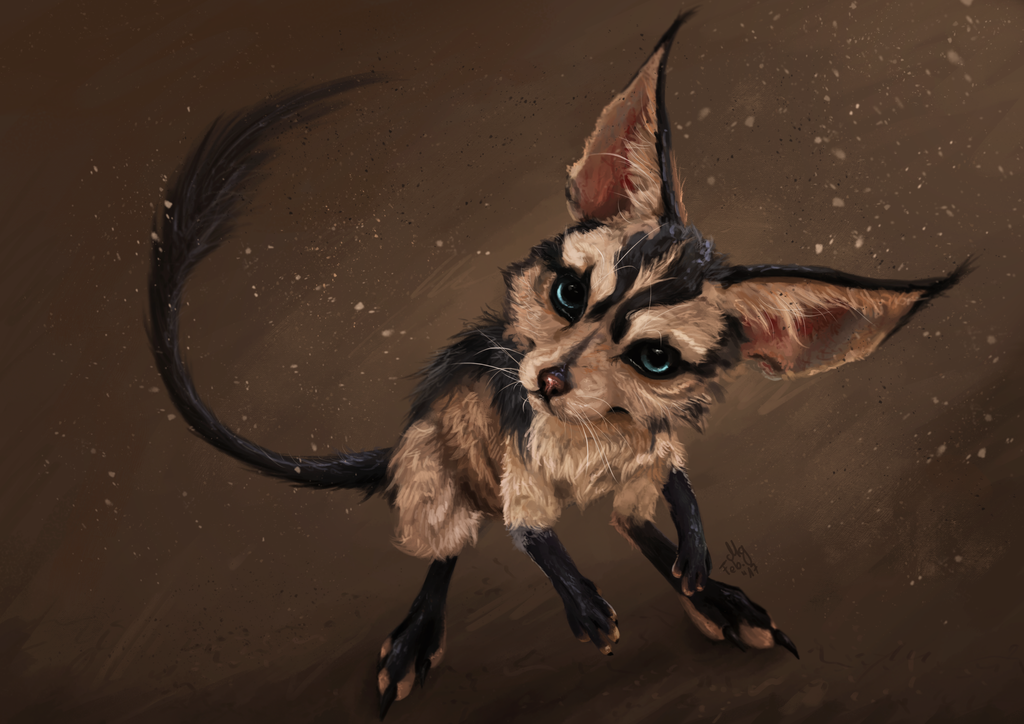 Ark Jerboa By Colorstainedraven On Deviantart