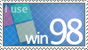 win98 Stamp by Light-and-Darkness
