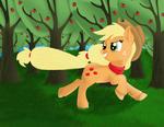 AppleBucking season-AppleJack