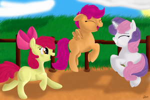 CMC-Searching for a CutieMark by ShadowWing34