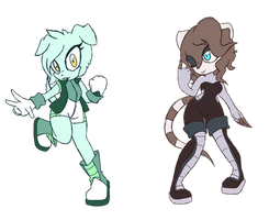 Sonic Adopts Batch 1 CLOSED by ReineSomber