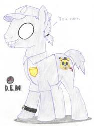 FNaF's Purple Stallion