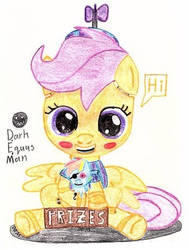 Balloon Filly scootaloo