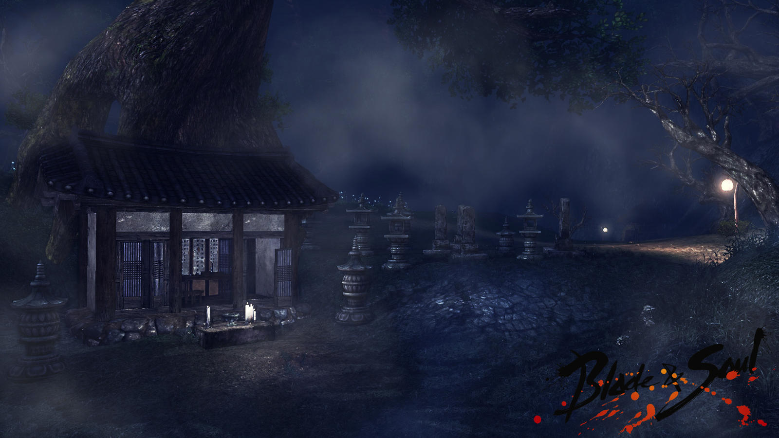 Blade And Soul Wallpaper 5 1920x1080 By Livewirehd On Deviantart