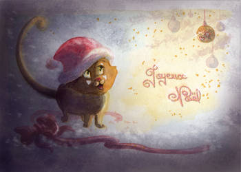 Merry Christmas by agorandy
