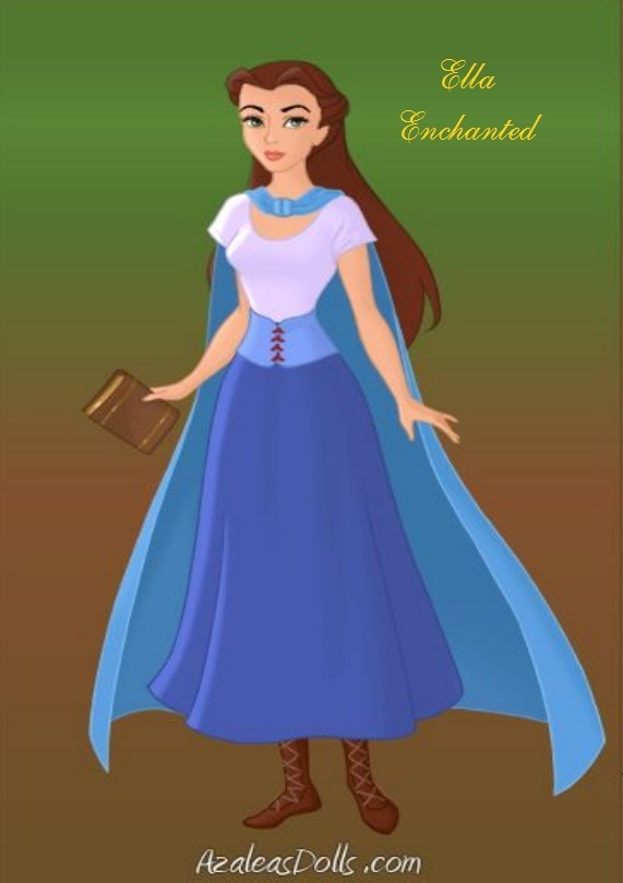 Ella Enchanted by KendraKickz0220