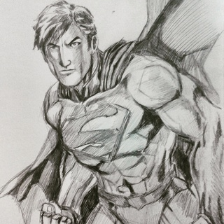 ReDraw Superman by imamiewha