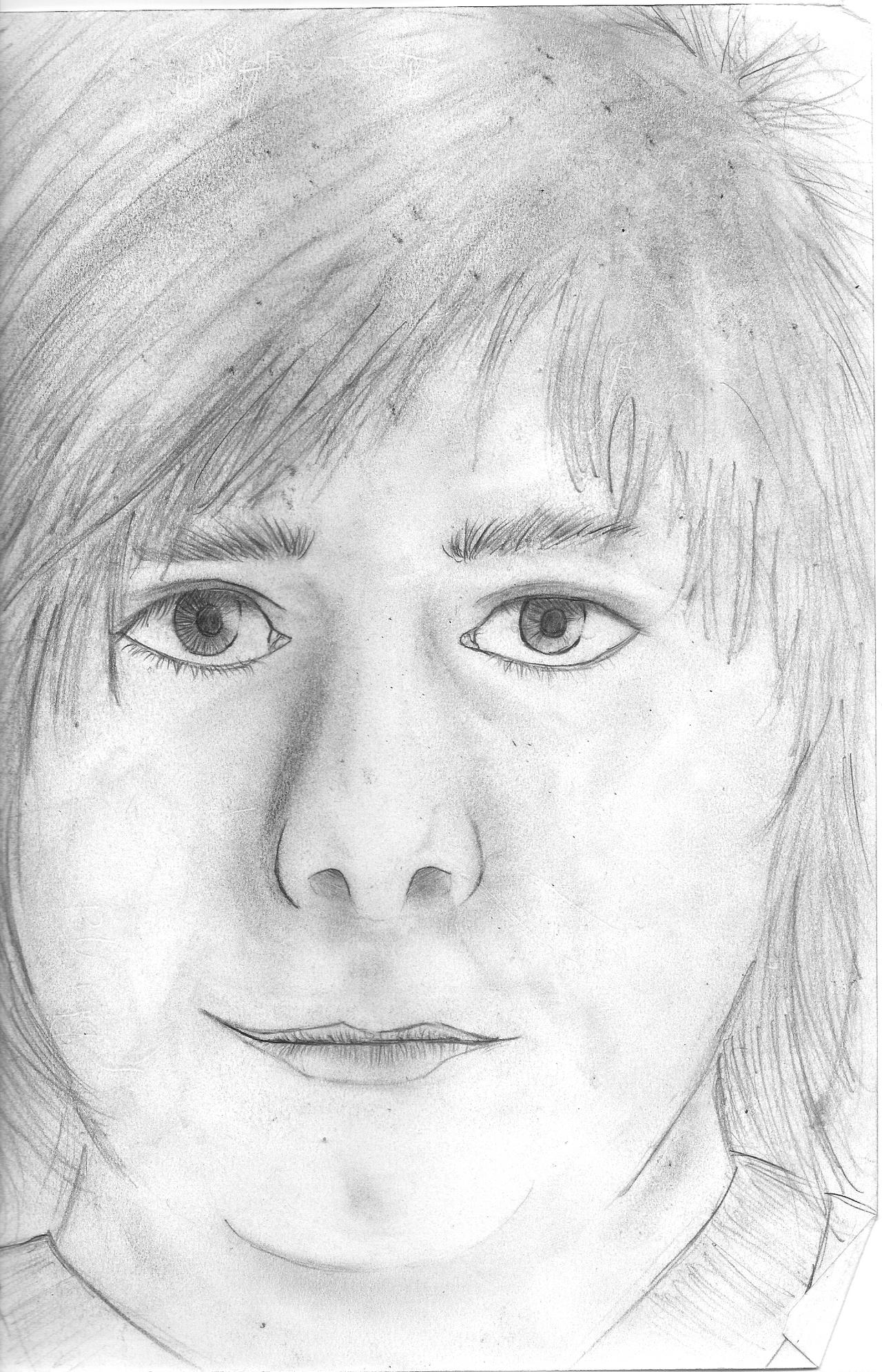 Sascha face by VioletNightfire