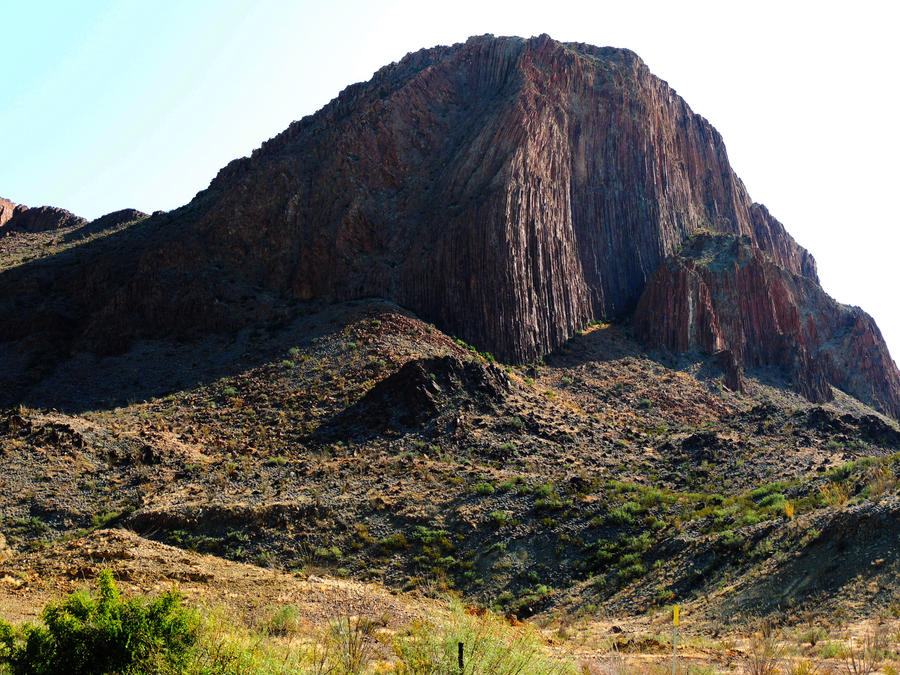 Red Rock Tower by SharPhotography