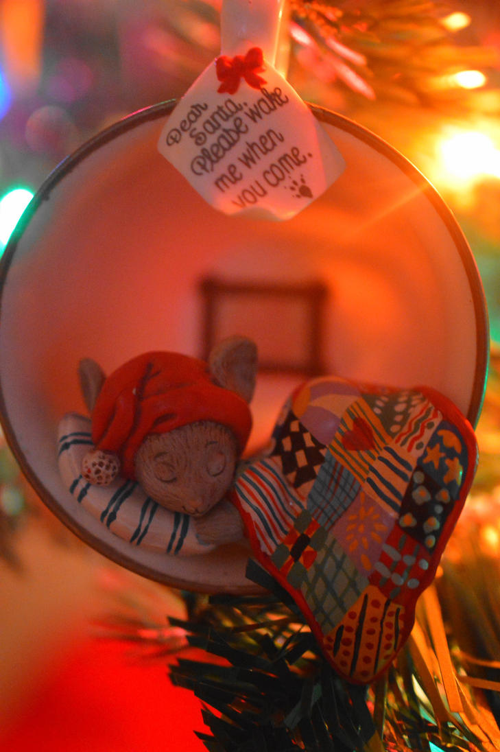 Dear Santa, Wake Me When You Come by SharPhotography