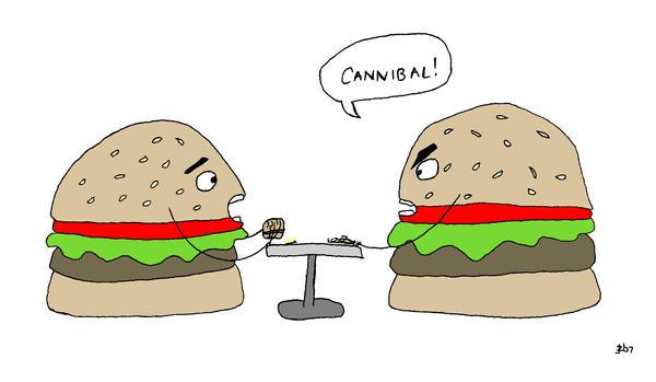 Hamburgers by jessie4508