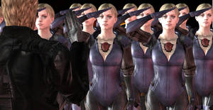 Wesker's army