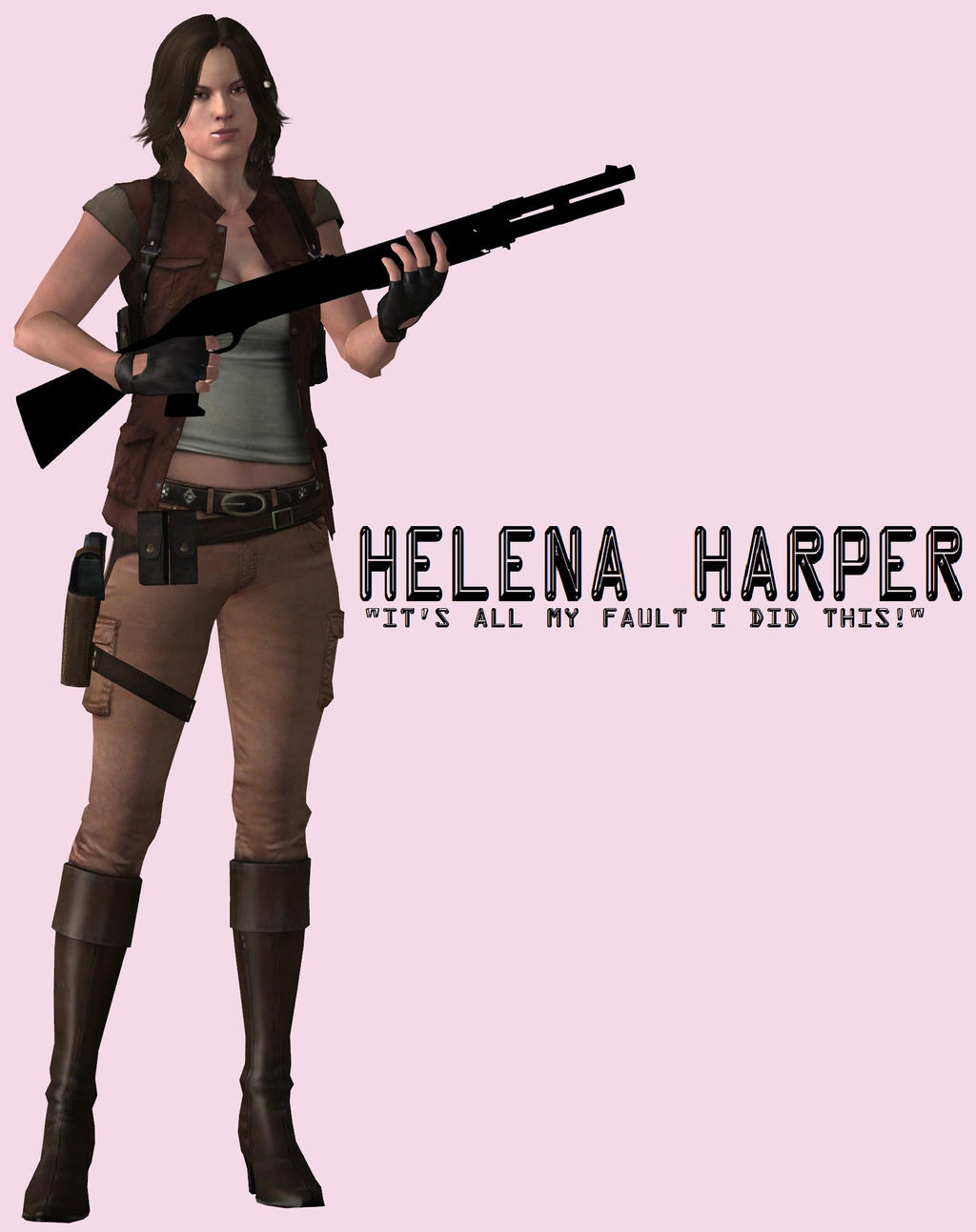 Helena harper taken by boss generalbutch