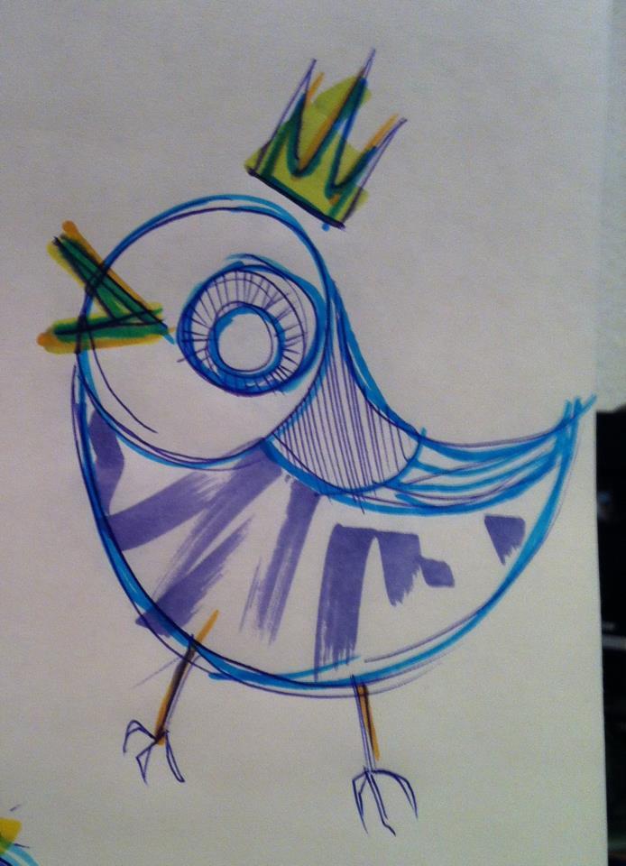 bird by CanisOne