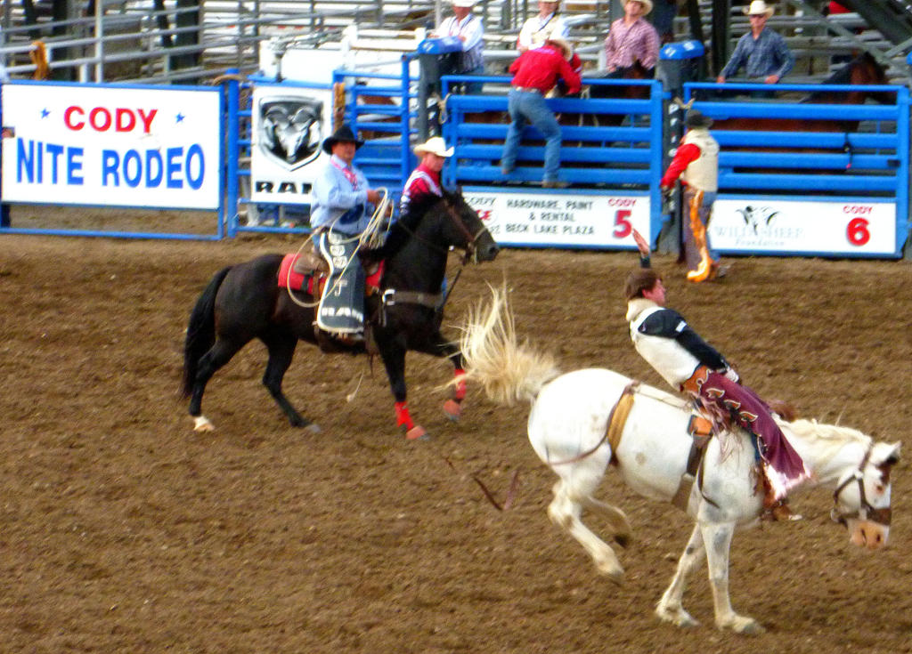 Cody Night Rodeo 4 by DaraBlack
