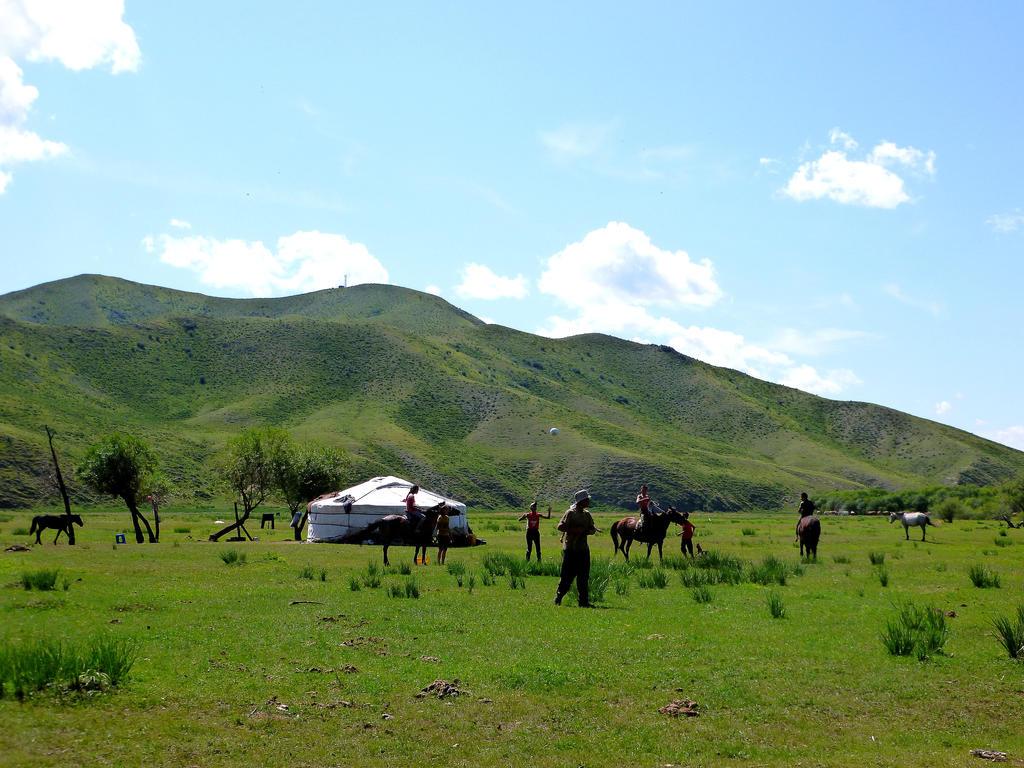 Mongolian Countryside by DaraBlack