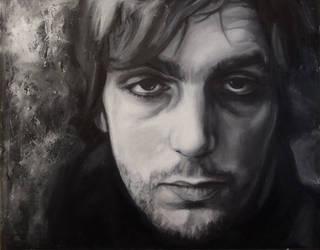 Syd Barrett by Serrge74