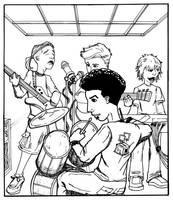 Cellar Dweller Chapter page 02 by dgcordon