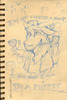 #SketchBomb-NC - Matt Bell by dgcordon