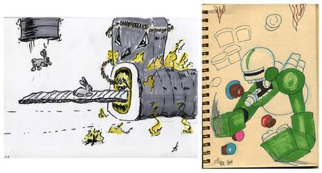 SketchBomb-NC-14-03-05 by dgcordon