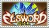 Elsword Stamp by DeathByDarkness