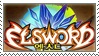 Elsword Stamp by DeathByDarkness