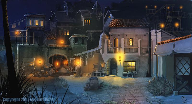 Сейроуд (Страната на Светлината) Pirate_Town_by_Miggs69