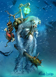 SnowBeast 2 by Miggs69