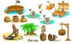 FunPark Pirate Theme