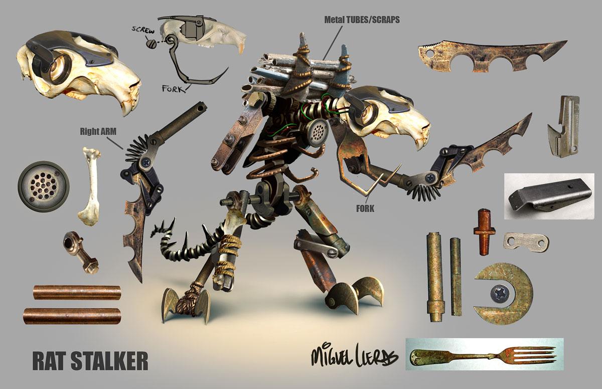 9 Rat Stalker by Miggs69