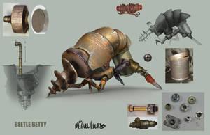9 BeetleBetty by Miggs69