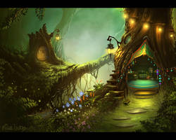 TreeHouse by Miggs69