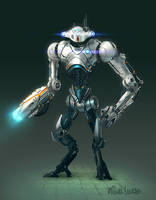 Security Bot by Miggs69