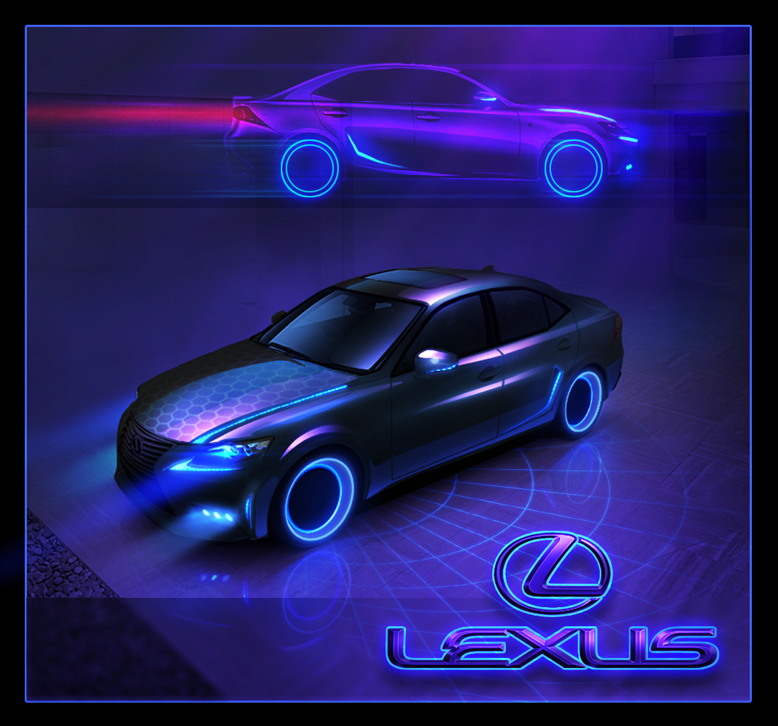 Lexus IS by Miggs69